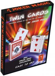 Joker Magic Ikerlapok / Twin Cards