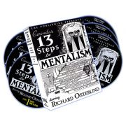 13 Steps To Mentalism DVD szett (6 DVD)