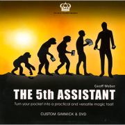 5th Assistant by Geoff Weber (DVD + Gimmick)