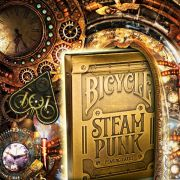 Bicycle Steampunk - Gold kártyacsomag