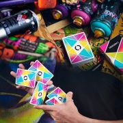 Bocopo Cardistry Playing Cards - Color kártyacsomag