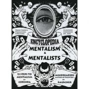 13 Steps to Mentalism by Corinda & Encyclopedia of Mentalism and Mentalists könyv