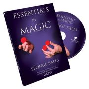Essentials in Magic - Sponge Balls DVD