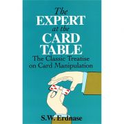 The Expert at the Card Table by S. W. Erdnase könyv