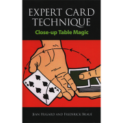 Expert Card Technique by Jean Hugard könyv