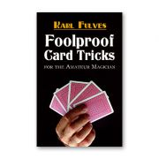 Foolproof Card Tricks by Karl Fulves könyv