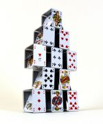 Joker Magic Kártyavár / Card Castle