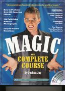 Magic - The Complete Course by Joshua Jay könyv és DVD