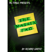 The Matrix Pad by Richard Griffin DVD