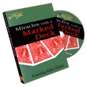 Miracles With a Marked Deck DVD by Kirk Charles