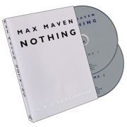 Nothing by Max Maven DVD