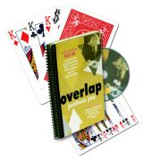 Overlap by Joshua Jay Gimmicks + DVD + Booklet