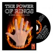Joker Magic The Power of Rings DVD - Gyűrűmanipulációk DVD