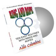 Ring and Rope DVD by Aldo Colombini