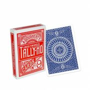 U.S. Playing Card Company Tally-Ho Circle Back kártyacsomag