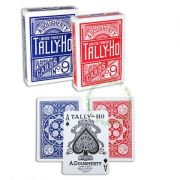 U.S. Playing Card Company Tally-Ho Fan Back kártyacsomag